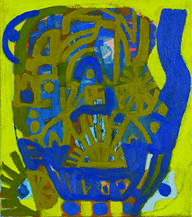 Meghan Brady abstract painting