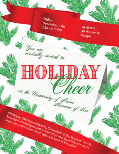 Holiday Cheer poster