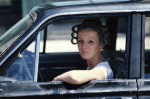 John Goodman photo of woman in a car