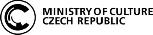 Ministry of Culture Czech Republic logo